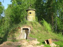 Abandoned Military Base