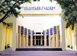 The Naples Players at the Sugden Community Theatre