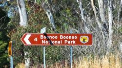 Boonoo Boonoo National Park