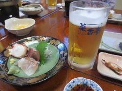 Sake Sakana Ikatei