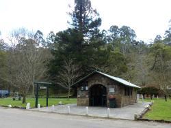 Buchan Caves Reserve