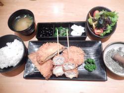 Saboten Japanese Fried Pork Chop