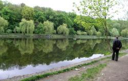 Maksim Rylsky Holosiivski Park