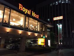 Royal Host Tennoji Ekimae