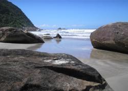 Pinheiros Beach