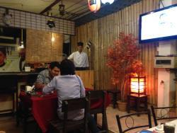 Naniwaneko japannese restaurant