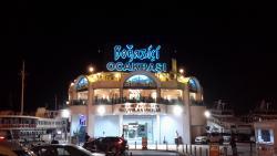 Bogazici Restaurant Uckuyular