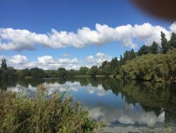‪Leybourne Lakes Country Park‬
