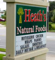 Heath's Natural Foods