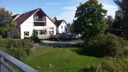 Cafe an der Donau