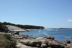 Playa Area de Secada
