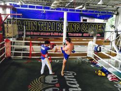 Thai Boxing Garden