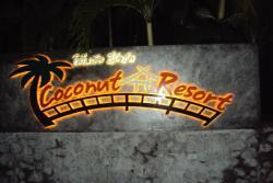 Coconut Resort Restaurant