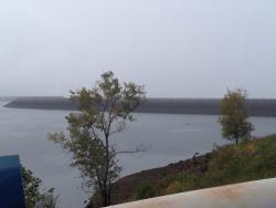 Raccoon Mountain Dam