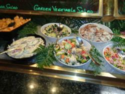 Flavors! The Buffet