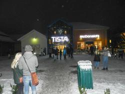 McDonald's Tista Senter