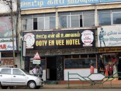 Ooty Envee Hotel Restaurant