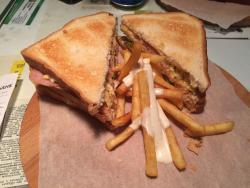 Sandwich Club 2X2