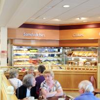 The Cafe at Morrison's