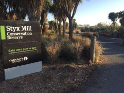 Styx Mill Conservation Reserve