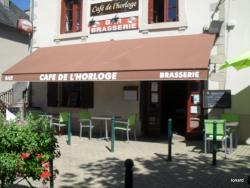Le Cafe de L'horloge