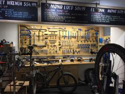 Flying Monkey Bike Shop & Coffee Bar