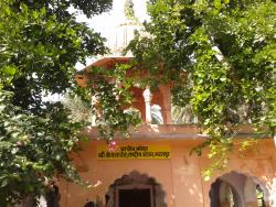 Keoladeo Shiva temple