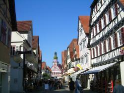 Historische Altstadt Kirchheim unter Teck