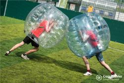 ‪Crazy Bubbles - Bubble Football‬