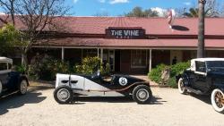 The Vine Hotel