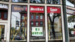 Moe's BarBar Shop