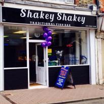 Shakey Shakey Fish Bar
