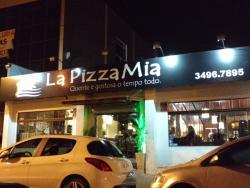La Pizza Mia Uruguayos