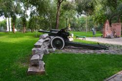 Мемориальный комплекс-музей Салют, Победа!