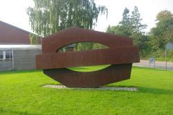 Bjert-Skulptur