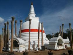 Dagoba of Thuparama