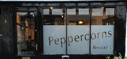 Peppercorns Restaurant