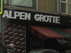 Alpen Grotte
