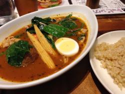 Soup Curry Cocoro, Saitama Shintoshin