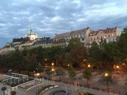 The historic gem of Bratislava