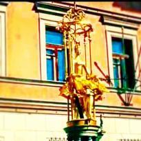 Фонтан-памятник Принцесса Турандот
