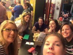 Noodle bar in Lorne