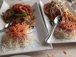 Blu Ginger Thai Cafe