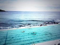 Body Spot Massage at Bondi Icebergs