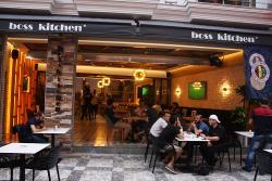 Boss Kitchen Cafe & Restaurant