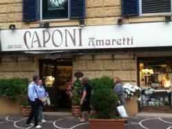 Caponi Amaretti Pasticceria