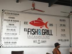 El Fish & Grill