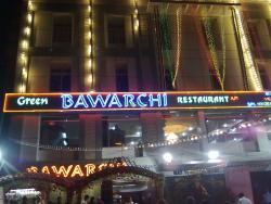Green Bawarchi