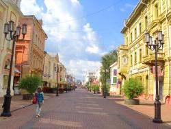 Bolshaia Pokrovskaia Street