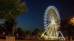 Ferris Wheel in Avignon